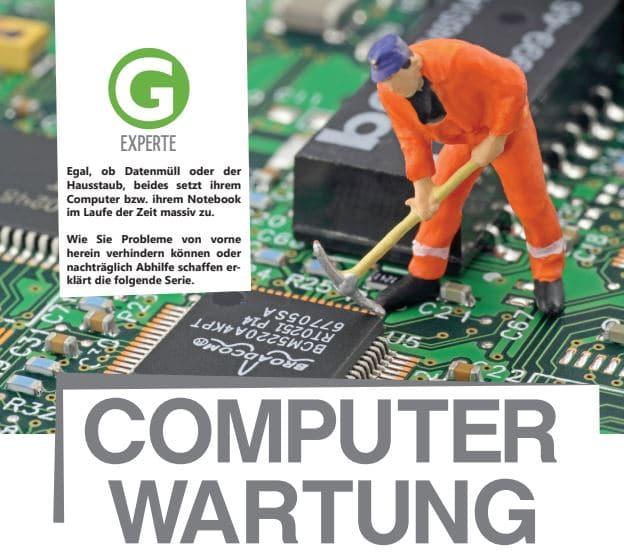 Computer onderhoud