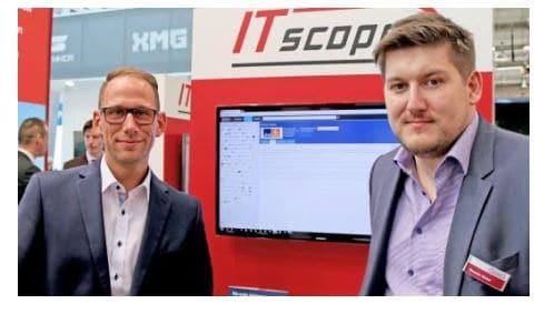 bb-net und ITSCOPE arbeiten zusammen
