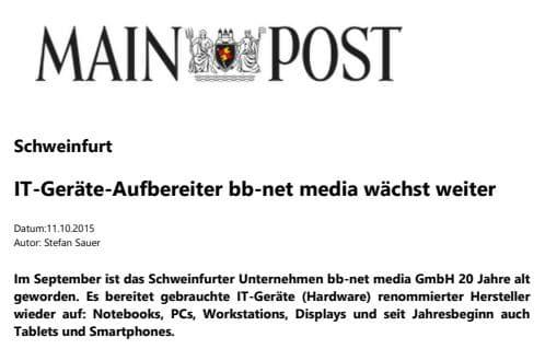 bb-net media waechst weiter