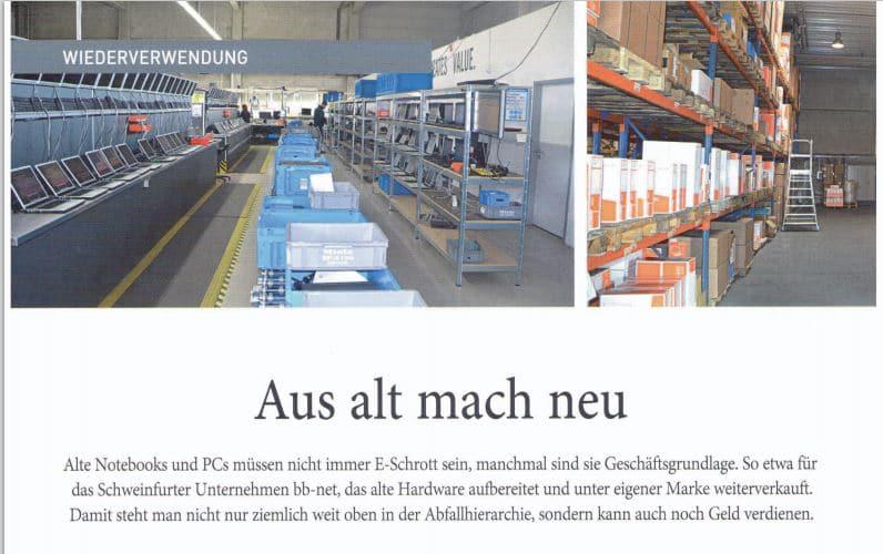 Recyclingmagazin2016 Ausaltmachneu