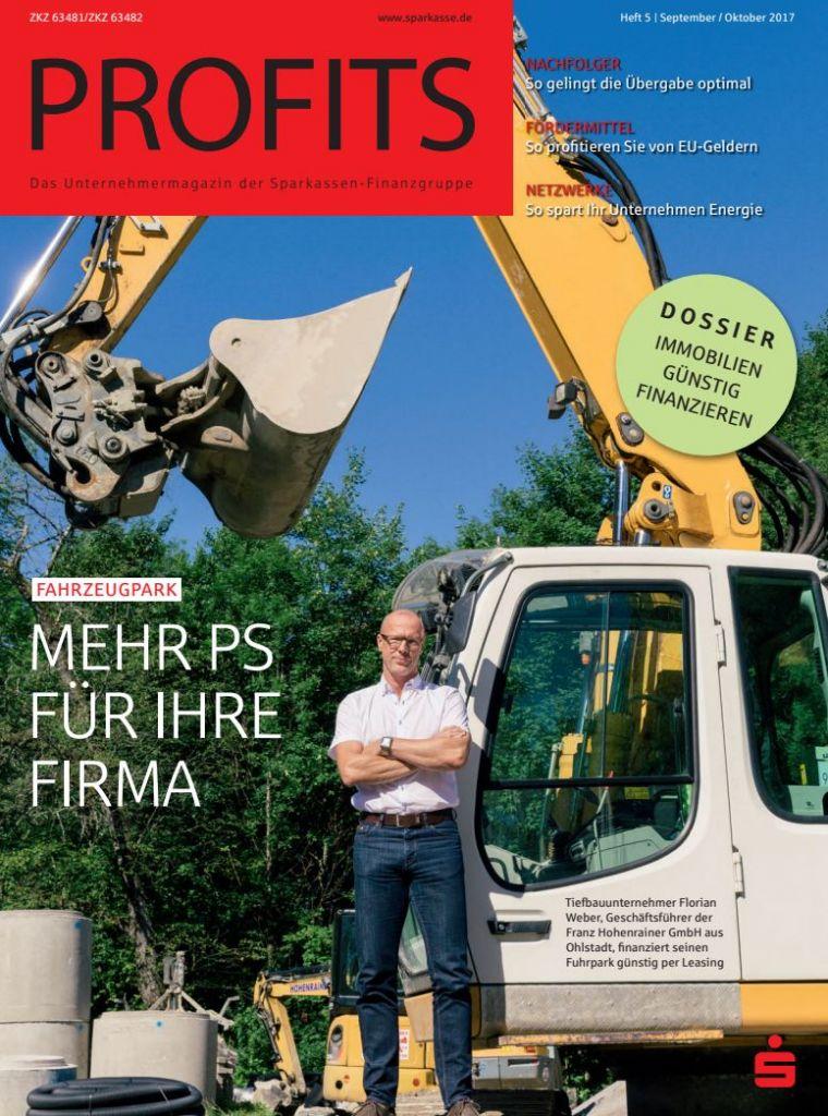 profits Magazin Sparkasse