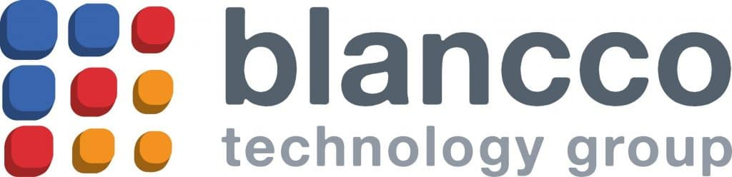 Blancco technology group Logo