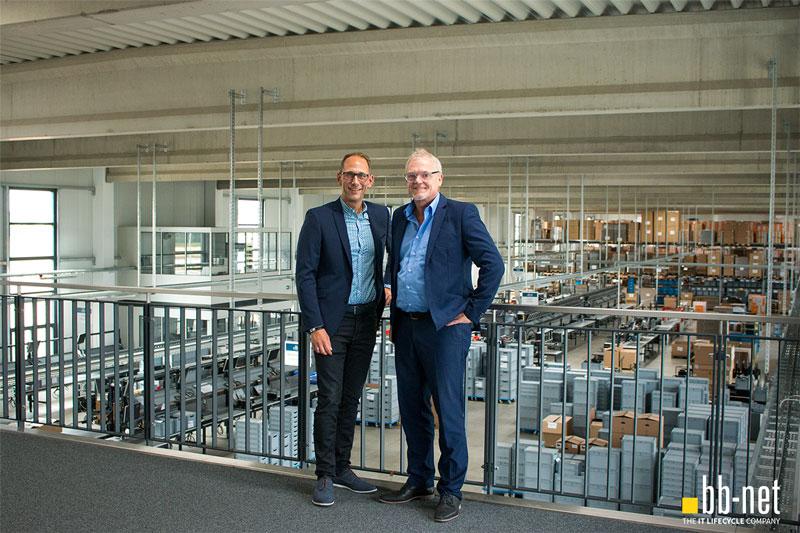 Michael Bleicher und Holger Laschka