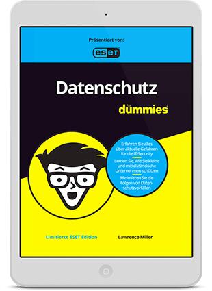 ESET_-_Data_Protection_-_For_Dummies_-_Book_-_DE