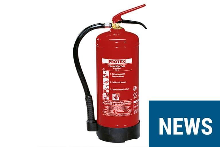 Brandschutzunterweisung news