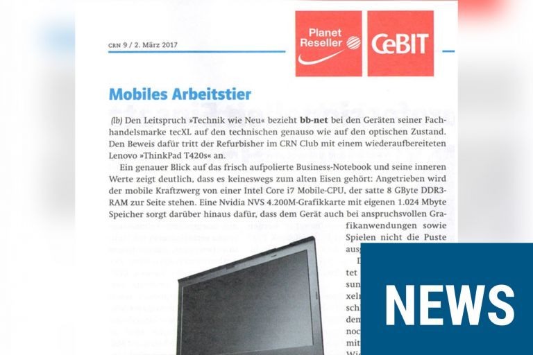 CRN Club Mobiles Arbeitstier