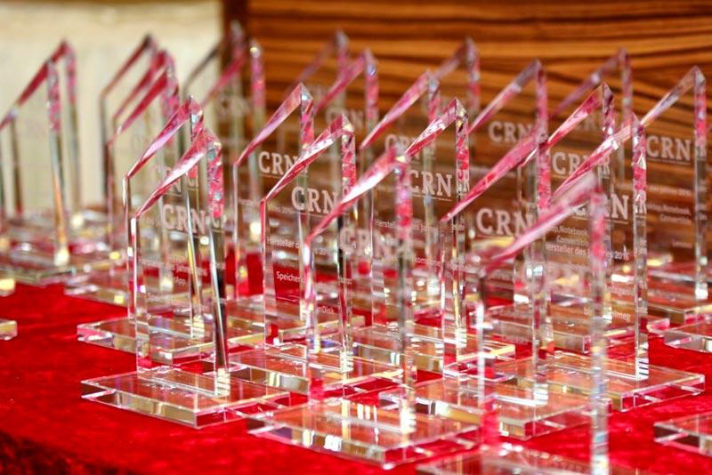 CRN Hersteller des Jahres