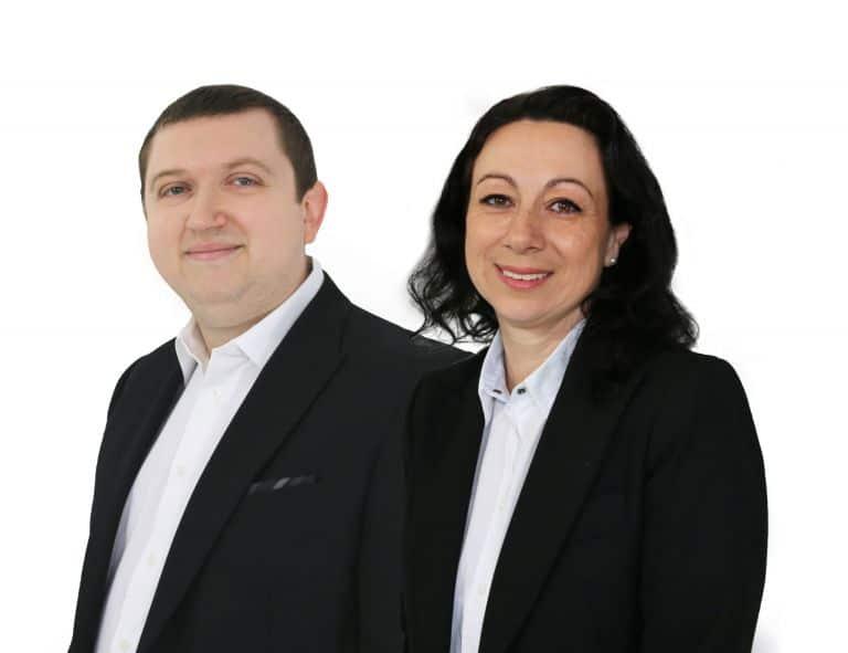 Eugen Und Dragana Zusammen