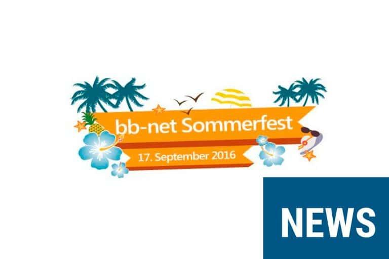 Bb Net Summer Festival 2016