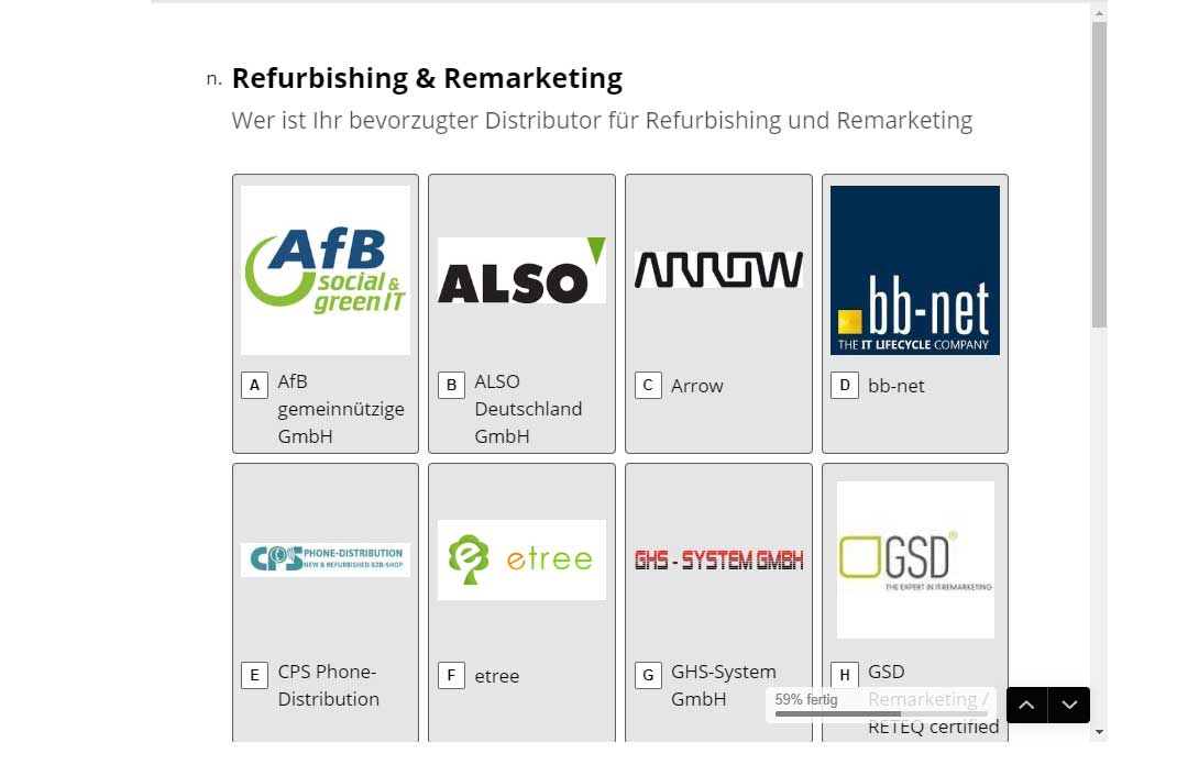 N Refurbishing & Remarketing