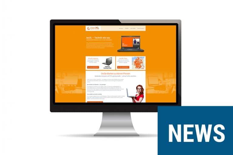 Tecxl Website News