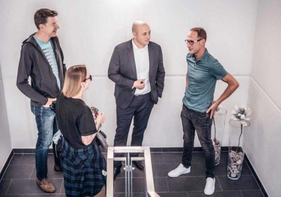 bb-net mit Michael Bleicher und Marco Kuhn