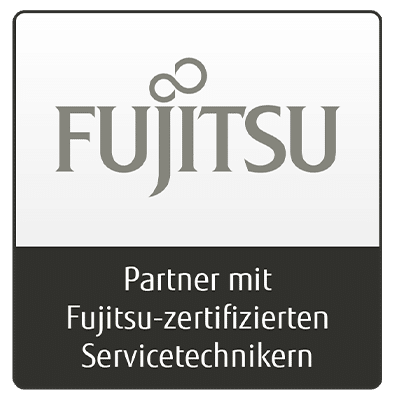 Partner Mit Fujitsu Zertifizierten Servicetechnikern