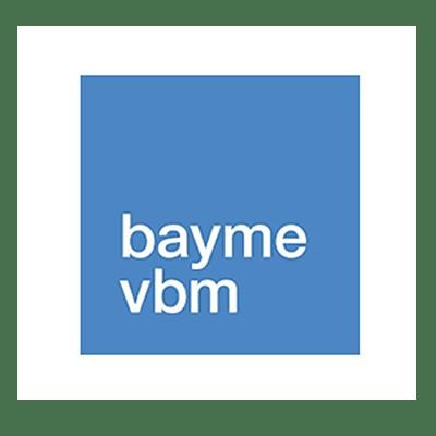Bayme vbm logo