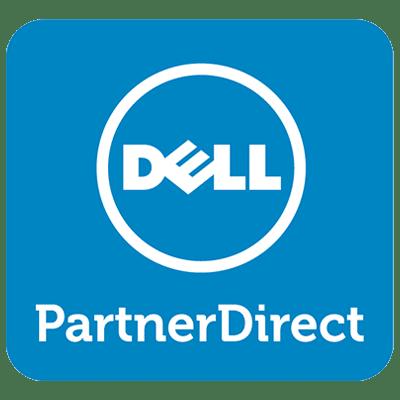 Logotipo Dell Partner Direct