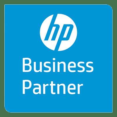 Logotipo do Parceiro de Negócios HP