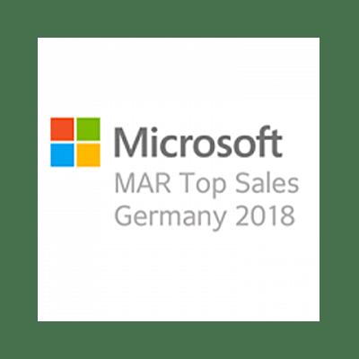 Principais vendas de março de 2018