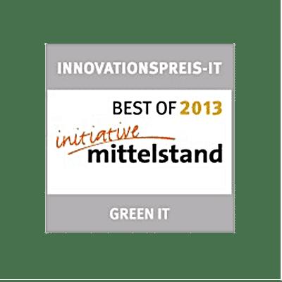 Logotipo do Mittelstand Green It