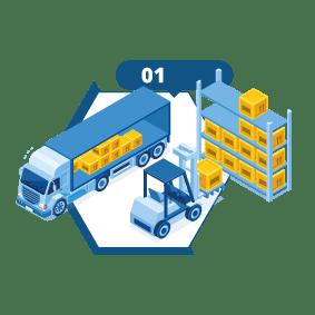 Prozess Logistik
