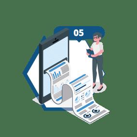Prozess Report und Bewertung