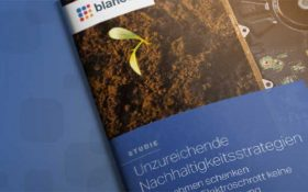 Blancco Unzureichende Nachhaltigkeit Studie
