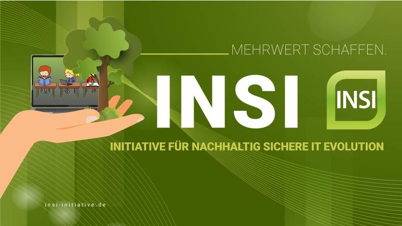 INSI_ Initiative für nachhaltig sichere IT Evolution