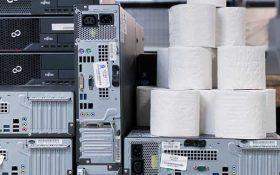 bb-net Toilettenpapier Vs It Hardware