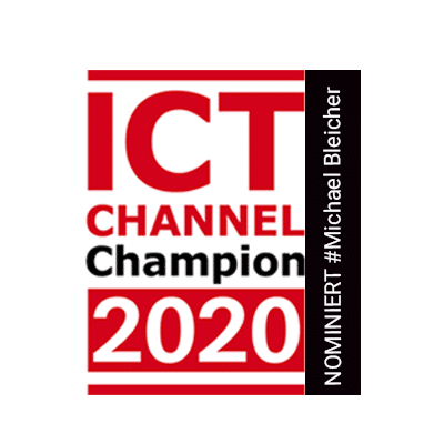 ICT CHANNEL CHAMPION 2020
