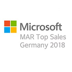 Microsoft Top Sales 2018