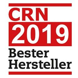 CRN 2019 Bester Hersteller