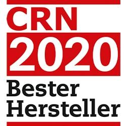 CRN 2020 Bester Hersteller