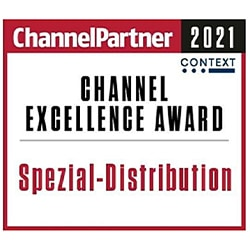 Channel Excellence Award 2021