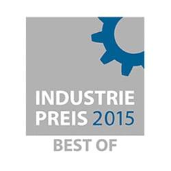 Industriepreis 2015 Logo