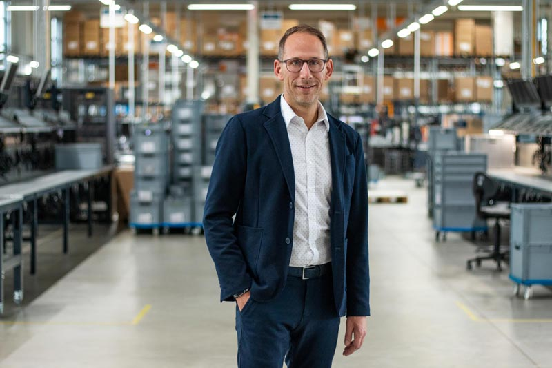 M. Bleicher, bb-net CEO