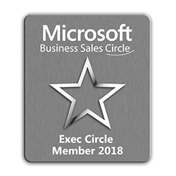 Microsoft Business Sales Circle