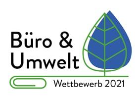 Büro und Umwelt Wettbewerb 2021