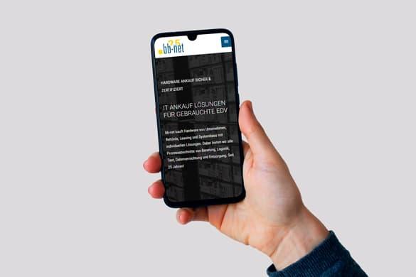 Teaser Hardware Handy Smartphone