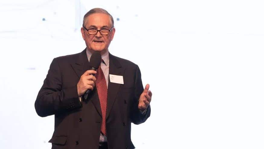 Howard Davies, Context CEO, Fotorechte: IDG